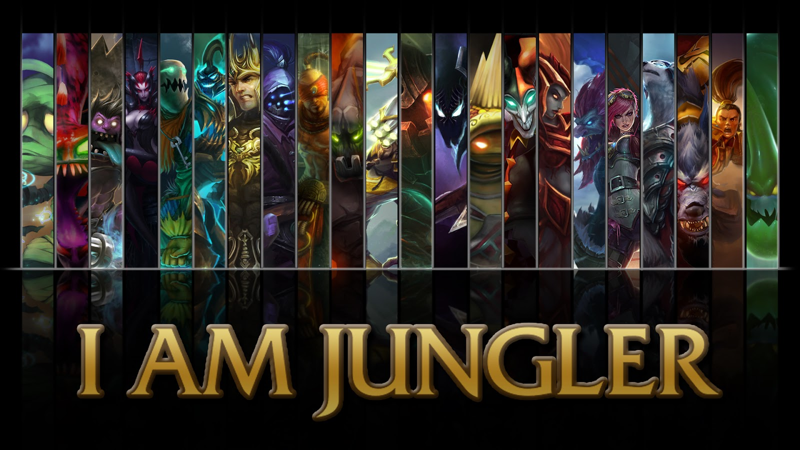 Gran universo Testificar necesidad  All About Jungling with Brokenshard