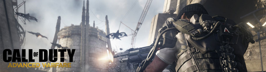 Call Of Duty Advanced Warfare Embraces Future