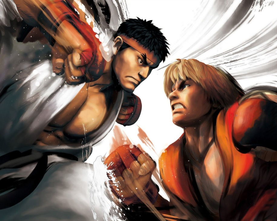 Ken Revealed For Street Fighter 5 And New Character Teased